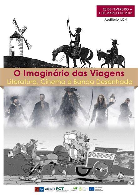 28 de fevereiro e 1 de março, O Imaginário das Viagens