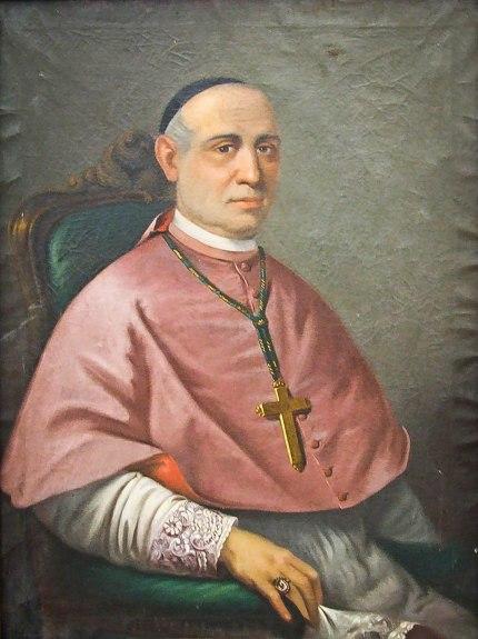 D. Júlio Francisco de Oliveira. Paço Episcopal de Viseu