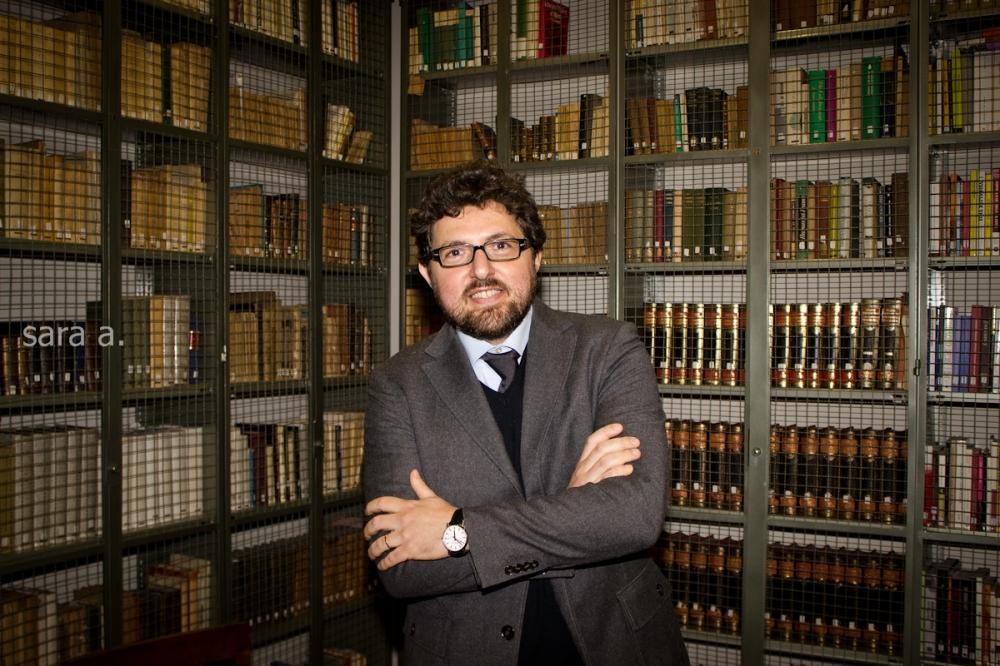 Vincenzo Russo, Universidade de Milão