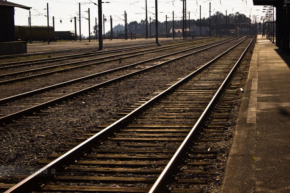 caminho de ferro 8