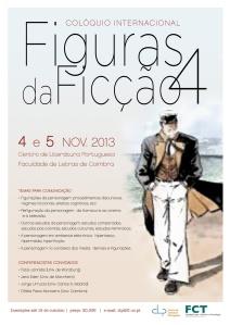 Colóquio Internacional Figuras da Ficção 4_Cartaz