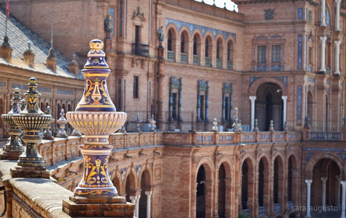 Plaza de España sara augusto 8