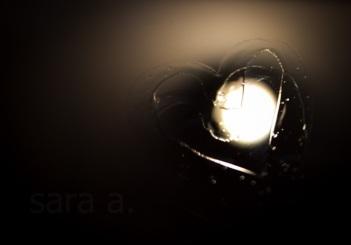Coração de vidro: parte como todos os outros.