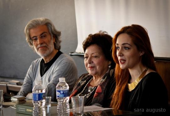 Ana T. Rocha, Eugénia Neto e Pires Laranjeira